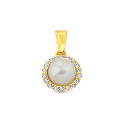 Prívesok s perlou